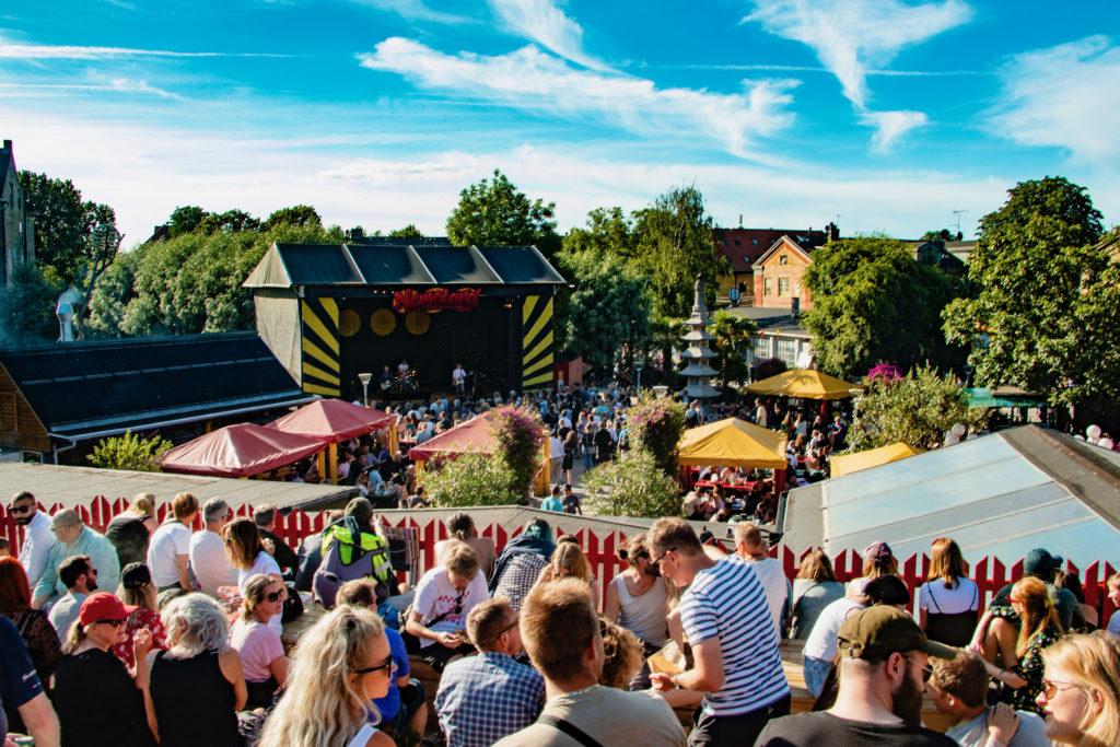 Søndagskoncerter Nemoland Christiania Gratis Schamba